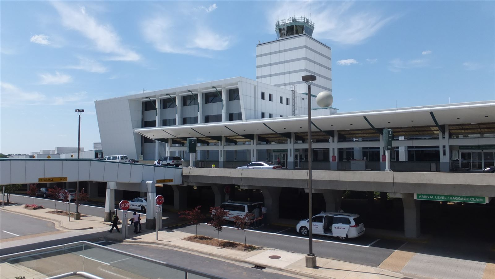 Picture of Jackson-Evers International Airport - Picture from Reel-Scout.com